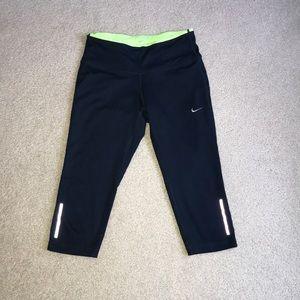 Cropped Nike Dri-fit Leggings